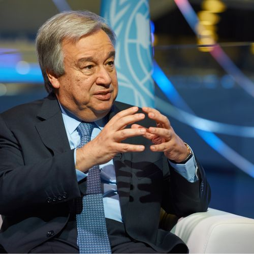 UN Chief Guterres: The Status Quo on Climate Policy 'Is a