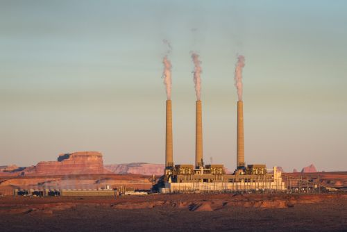 photo of 2 More Western Utilities Move to Close Coal Plants Early, Shifting to Renewables and Storage image