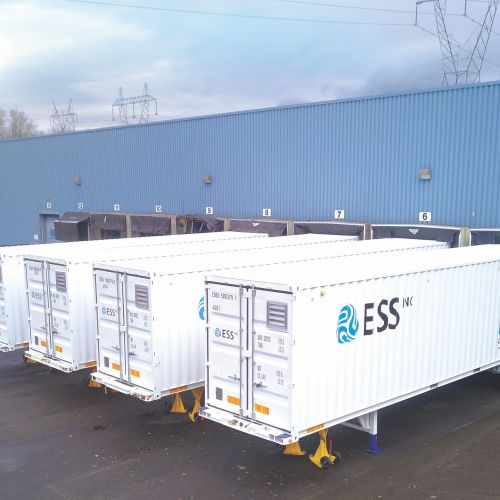Iron Flow Battery Startup Ess Raises 30m From Softbank And