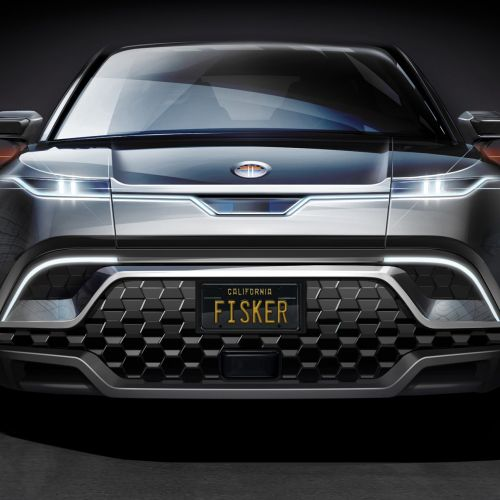 The New Fisker Unveils a $40,000 Electric SUV for 2021