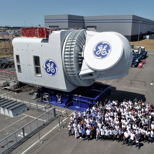 GE Wins Second Massive Order for 12MW Offshore Turbines