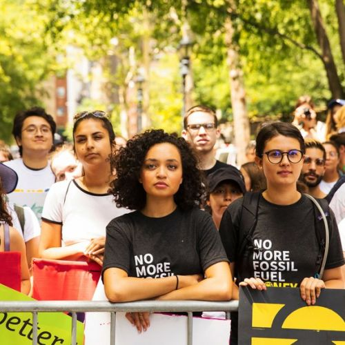 Youth v. Climate Change: Young Activists Take Matters Into Their Own Hands - Greentech Media News
