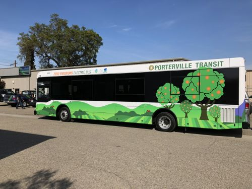 Southern California Edison Paves Road for Charging Electric Buses and Trucks