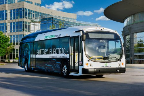 photo of Proterra to Take Heavy-Duty Electric Vehicle Business Public via SPAC Transaction image