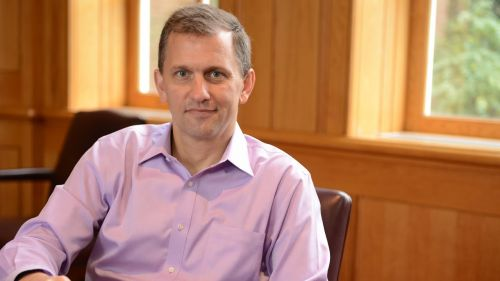 photo of Rep. Sean Casten on the New Democrat Path to Fighting Climate Change image