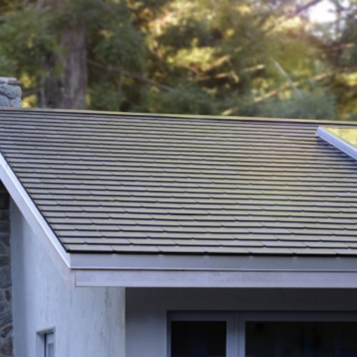 Tesla Installs Its First Solar Roofs As Solarcity