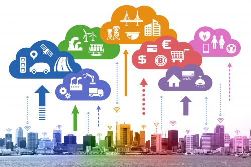 Smart grid / Virtuelle Kraftwerke  - cover
