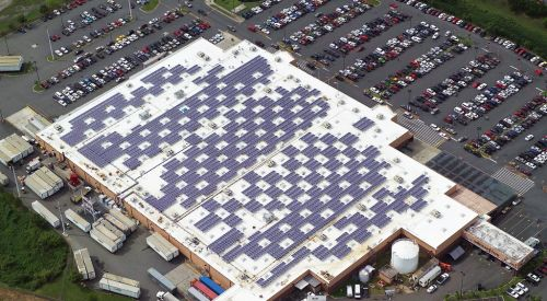Walmart Reaches Settlement With Tesla in Lawsuit Over Solar Panel Fires