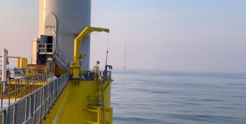 World's Largest Floating Wind Turbine Begins Generating Power