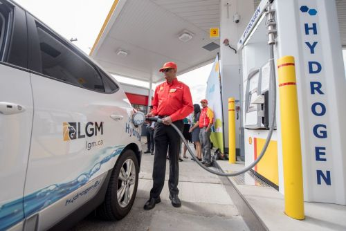 China Can Help Supersize the Global Hydrogen Economy, According to Shell