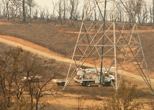 PG&E's Wildfire Saga: How Will Utilities Grapple With Climate Risk?