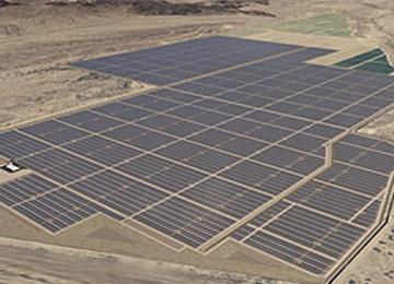 Agua caliente solar project receives 967m loan guarantee - Agua caliente solar ...