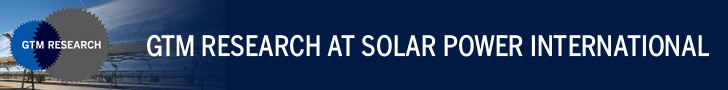GTM Research at Solar Power International